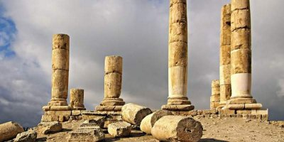 One day trip from Amman to Jerash- Ajloun & Umm Qais