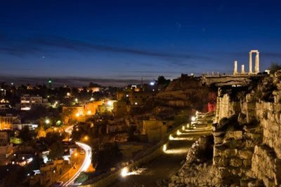 1D FROM AMMAN TO Jerash and Amman City Tour