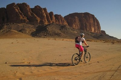 Cycling Holiday Tour in Jordan