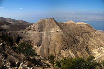 Biblical Journey Through Jordan