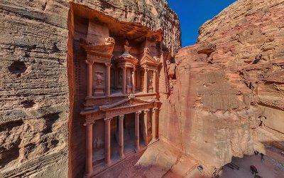 2D1N Private Jordan Tour - Amman Airport to Arava Border